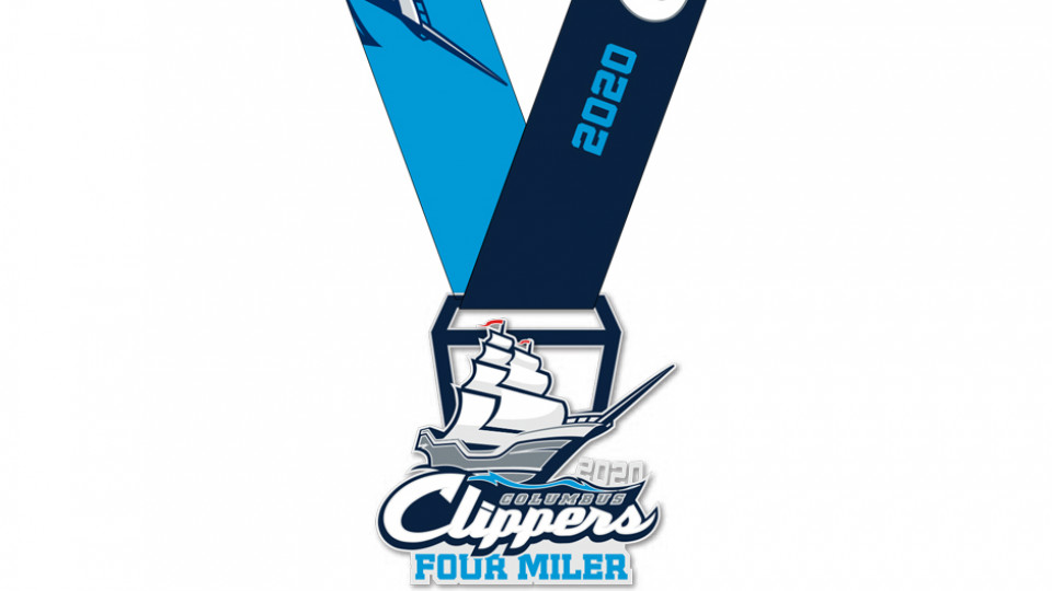 Official Finisher's Medal